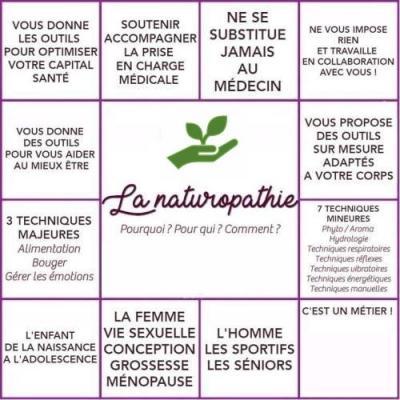 Infographie naturopathie 1