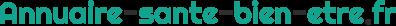 Logo annuaire sante bien etre