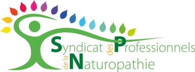 Logo syndicat des professionnels de le naturopathie