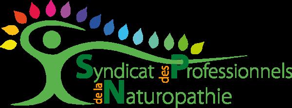 Logo syndicat des professionnels de le naturopathie